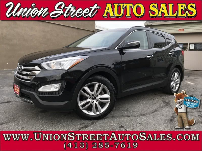 Used 2015 Hyundai Santa Fe Sport in West Springfield, Massachusetts | Union Street Auto Sales. West Springfield, Massachusetts