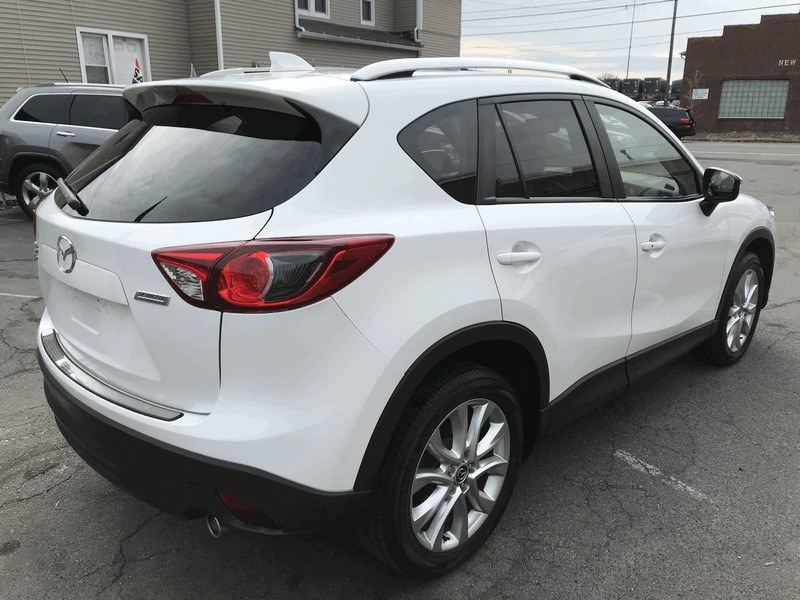 Used Mazda CX-5 AWD 4dr Auto Grand Touring 2015 | Union Street Auto Sales. West Springfield, Massachusetts
