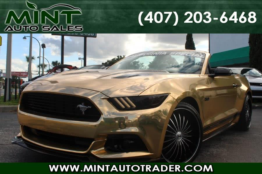 Used 2017 Ford Mustang in Orlando, Florida | Mint Auto Sales. Orlando, Florida