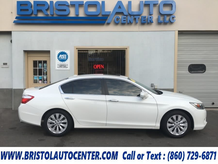 Used 2013 Honda Accord Sdn in Bristol, Connecticut | Bristol Auto Center LLC. Bristol, Connecticut