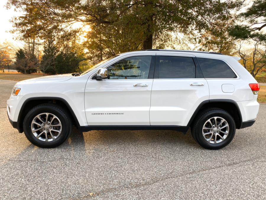 2016 Jeep Grand Cherokee 4WD 4dr Limited, available for sale in Franklin Square, New York | Luxury Motor Club. Franklin Square, New York