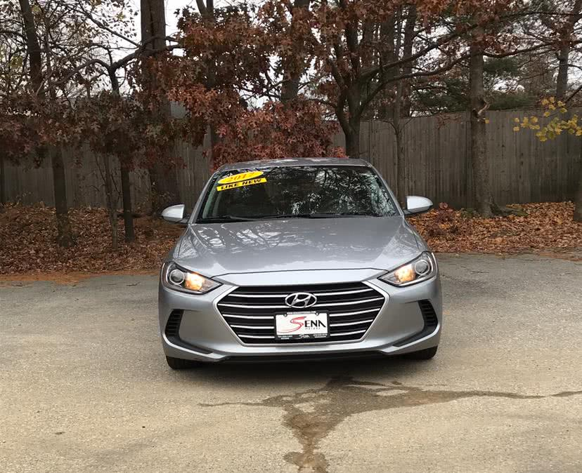 Used 2017 Hyundai Elantra in Revere, Massachusetts   Sena Motors Inc. Revere, Massachusetts