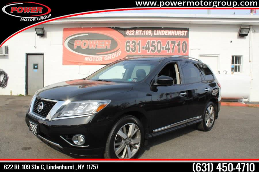Used 2015 Nissan Pathfinder in Lindenhurst , New York | Power Motor Group. Lindenhurst , New York
