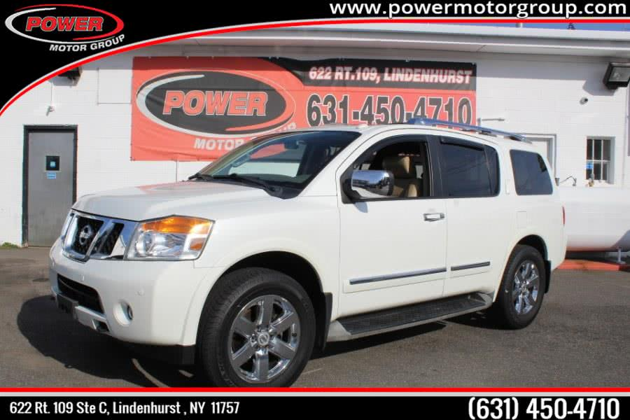 Used 2014 Nissan Armada in Lindenhurst , New York | Power Motor Group. Lindenhurst , New York