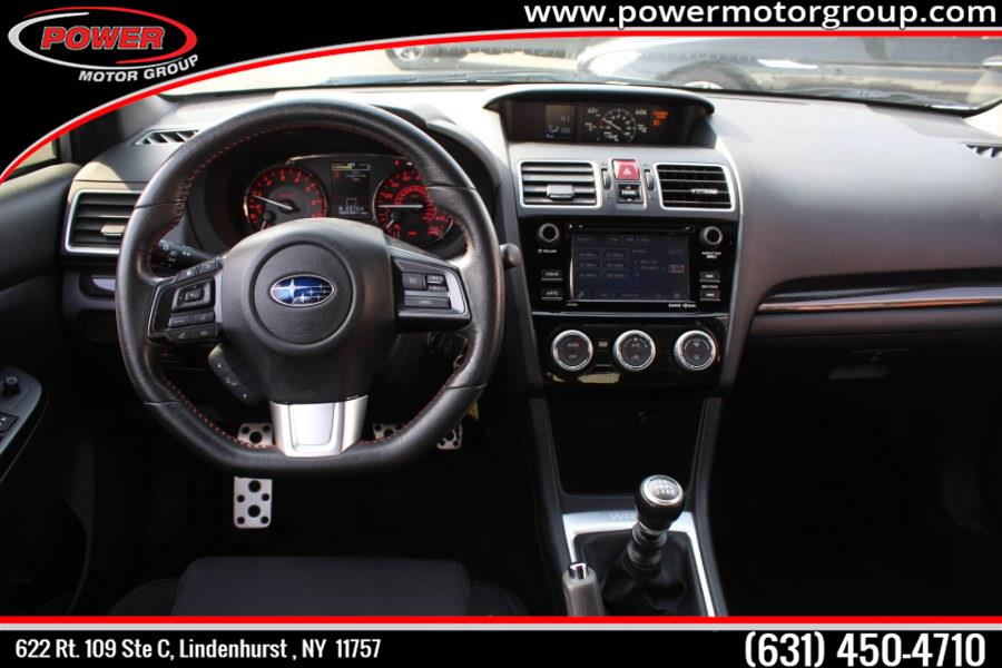 2016 Subaru WRX 4dr Sdn Man, available for sale in Lindenhurst , New York | Power Motor Group. Lindenhurst , New York