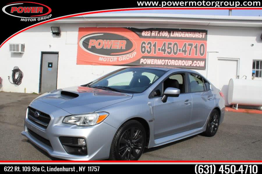Used 2016 Subaru WRX in Lindenhurst , New York | Power Motor Group. Lindenhurst , New York