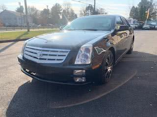 2005 Cadillac STS 4dr Sdn V8, available for sale in Berlin, Connecticut | JEM Systems Inc.. Berlin, Connecticut