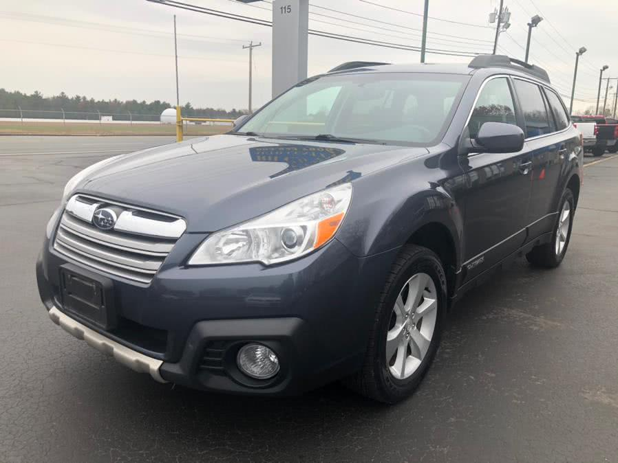 Used Subaru Outback 3.6R Limited 2014 | RH Cars LLC. Merrimack, New Hampshire