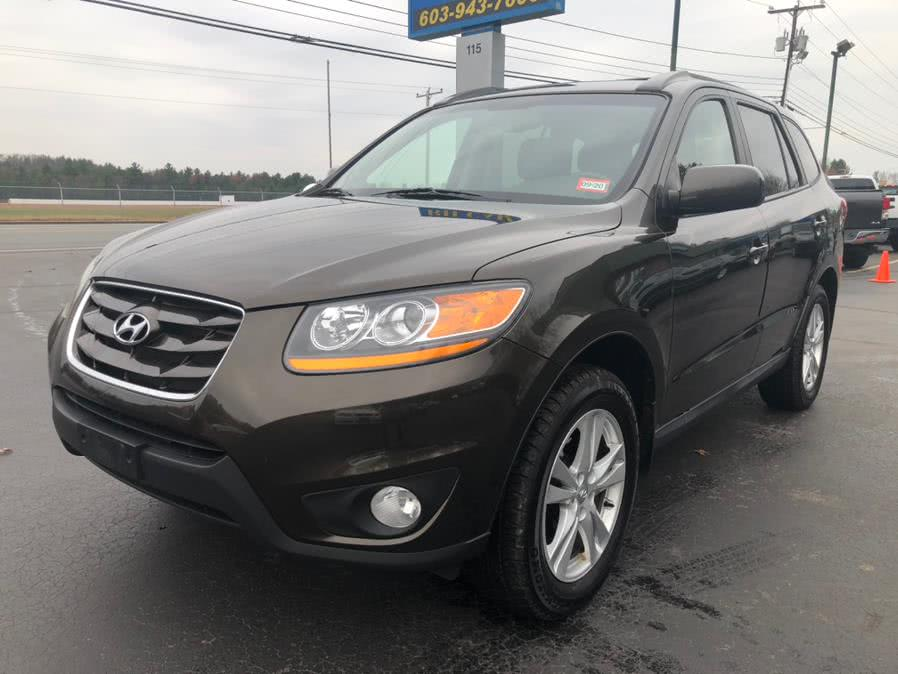Used Hyundai Santa Fe SE AWD 2011 | RH Cars LLC. Merrimack, New Hampshire