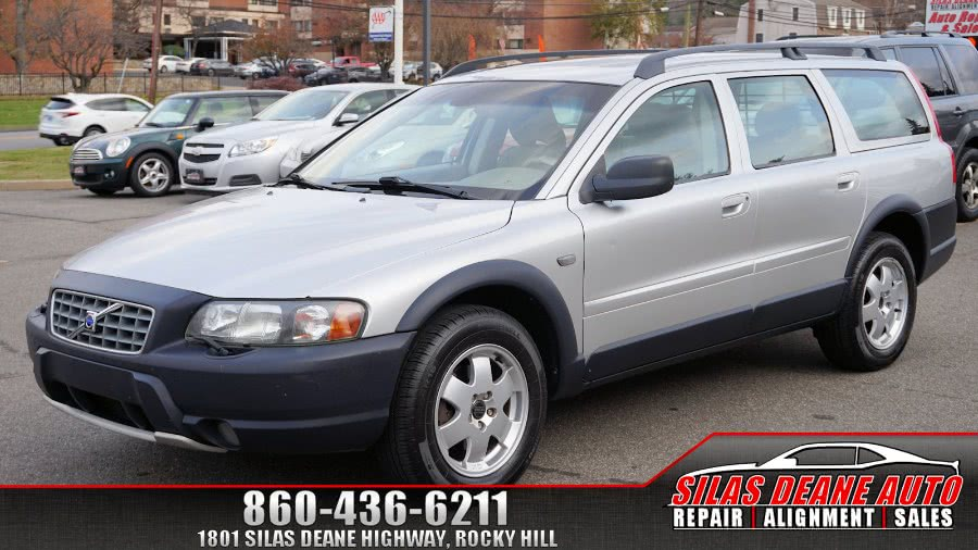 Used 2003 Volvo XC70 in Rocky Hill , Connecticut | Silas Deane Auto LLC. Rocky Hill , Connecticut