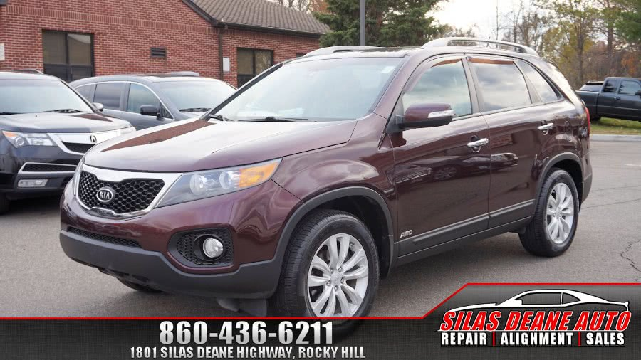 Used 2011 Kia Sorento in Rocky Hill , Connecticut | Silas Deane Auto LLC. Rocky Hill , Connecticut