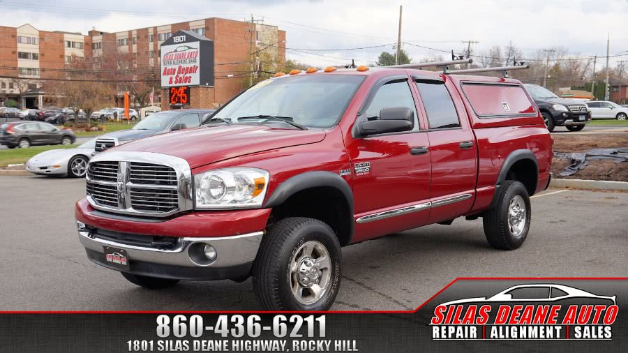 Used Dodge Ram 2500 4WD Quad Cab 140.5