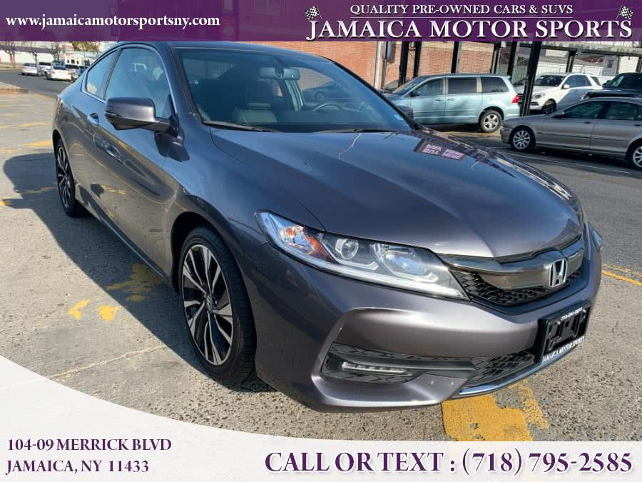 Used 2016 Honda Accord Coupe in Jamaica, New York | Jamaica Motor Sports . Jamaica, New York