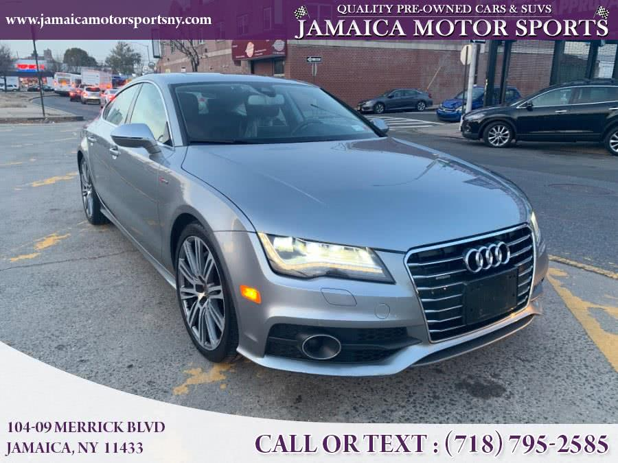 Used 2012 Audi A7 in Jamaica, New York | Jamaica Motor Sports . Jamaica, New York
