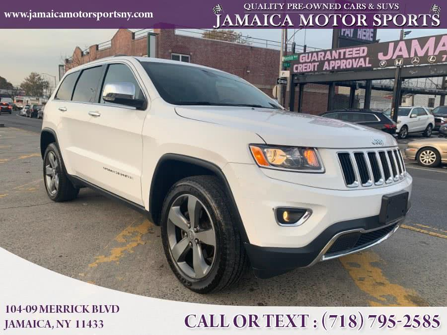 Used 2015 Jeep Grand Cherokee in Jamaica, New York | Jamaica Motor Sports . Jamaica, New York