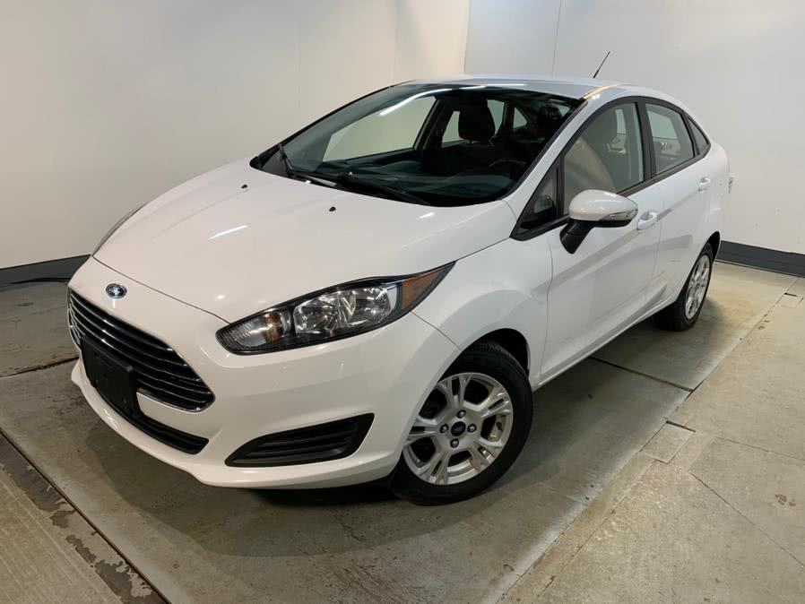 Used Ford Fiesta 4dr Sdn SE 2016 | European Auto Expo. Lodi, New Jersey