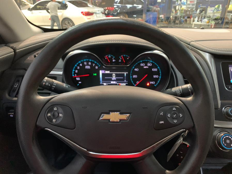 2016 Chevrolet Impala 4dr Sdn LS w/1FL, available for sale in Hillside, New Jersey | M Sport Motor Car. Hillside, New Jersey
