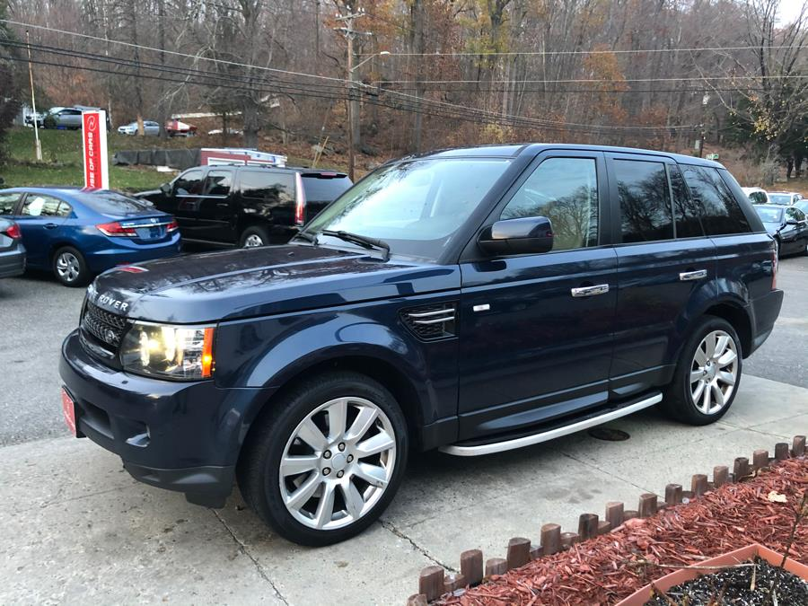 Used Land Rover Range Rover Sport 4WD 4dr HSE 2013 | House of Cars. Watertown, Connecticut