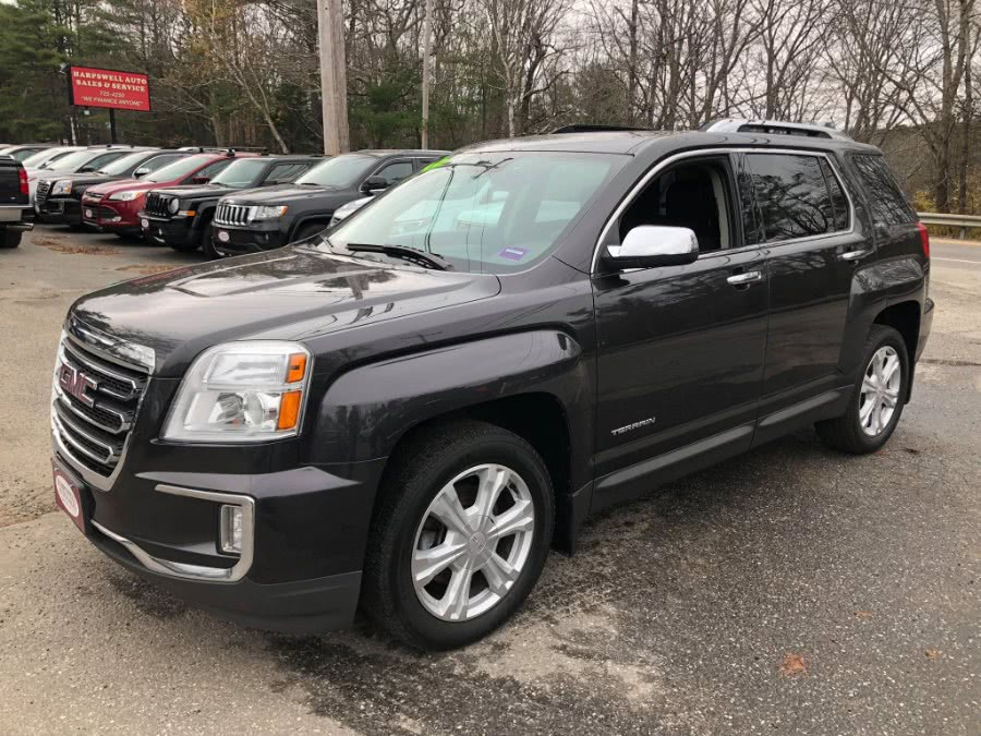 Used 2016 GMC Terrain in Harpswell, Maine | Harpswell Auto Sales Inc. Harpswell, Maine