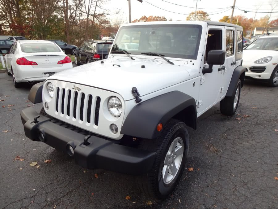 Used 2016 Jeep Wrangler Unlimited in Islip, New York | Mint Auto Sales. Islip, New York
