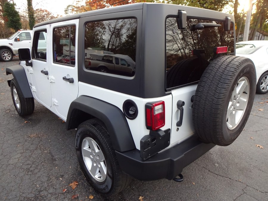 2016 Jeep Wrangler Unlimited 4WD 4dr Sport, available for sale in Islip, New York | Mint Auto Sales. Islip, New York