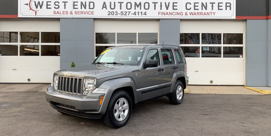 Used 2012 Jeep Liberty in Waterbury, Connecticut | West End Automotive Center. Waterbury, Connecticut