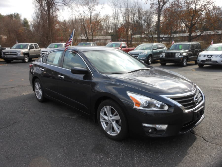 Used 2015 Nissan Altima in Yantic, Connecticut | Yantic Auto Center. Yantic, Connecticut