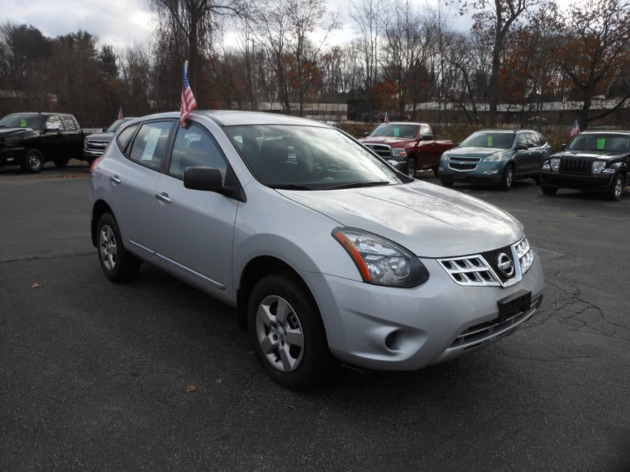 Used 2014 Nissan Rogue Select in Yantic, Connecticut | Yantic Auto Center. Yantic, Connecticut