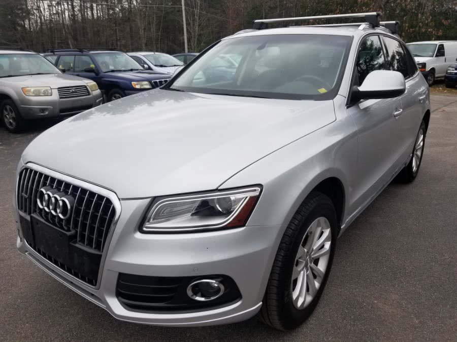 Used 2014 Audi Q5 in Auburn, New Hampshire | ODA Auto Precision LLC. Auburn, New Hampshire
