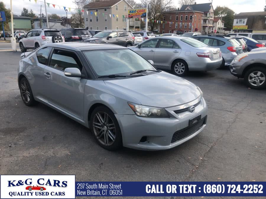 Used Scion tC 2dr HB Man (Natl) 2012 | K and G Cars . New Britain, Connecticut