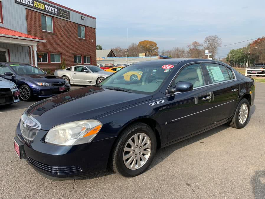 Used 2008 Buick Lucerne in South Windsor, Connecticut | Mike And Tony Auto Sales, Inc. South Windsor, Connecticut