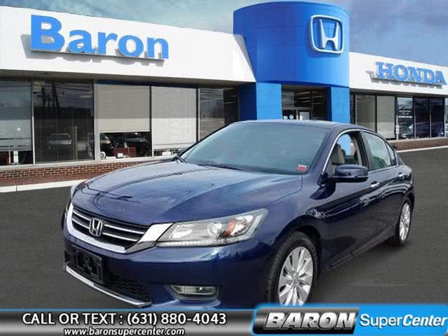 Used 2013 Honda Accord Sedan in Patchogue, New York | Baron Supercenter. Patchogue, New York