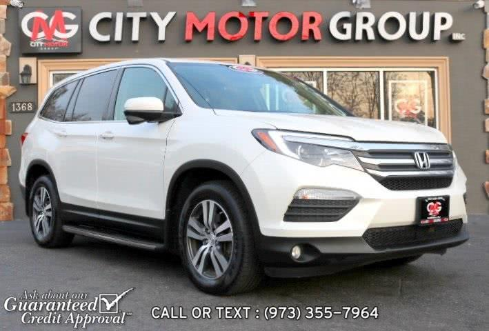 Used Honda Pilot EX-L 2016 | City Motor Group Inc.. Haskell, New Jersey