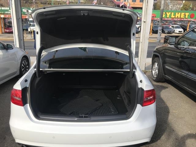 2013 Audi A4 2.0T Premium Plus, available for sale in Jamaica, New York | Hillside Auto Outlet. Jamaica, New York