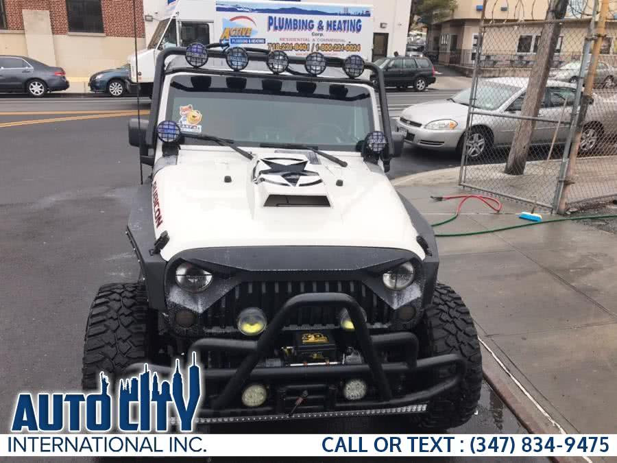 Used 2007 Jeep Wrangler in Brooklyn, New York | Auto City Int Inc. Brooklyn, New York