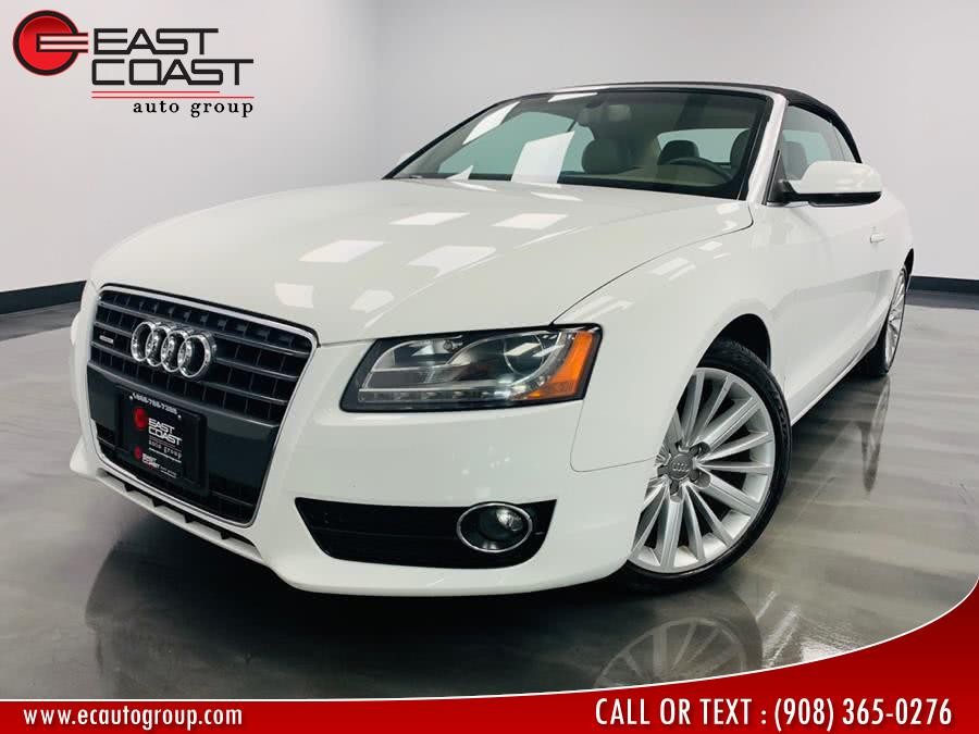 Used 2012 Audi A5 in Linden, New Jersey | East Coast Auto Group. Linden, New Jersey