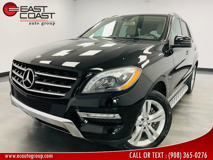 Used 2012 Mercedes-Benz M-Class in Linden, New Jersey | East Coast Auto Group. Linden, New Jersey