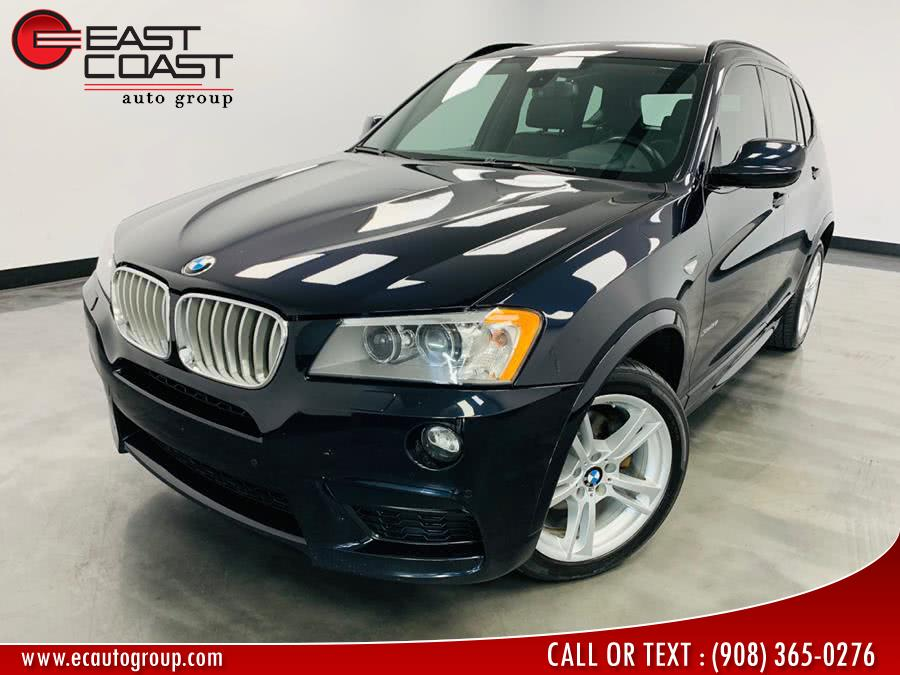 Used 2012 BMW X3 in Linden, New Jersey | East Coast Auto Group. Linden, New Jersey