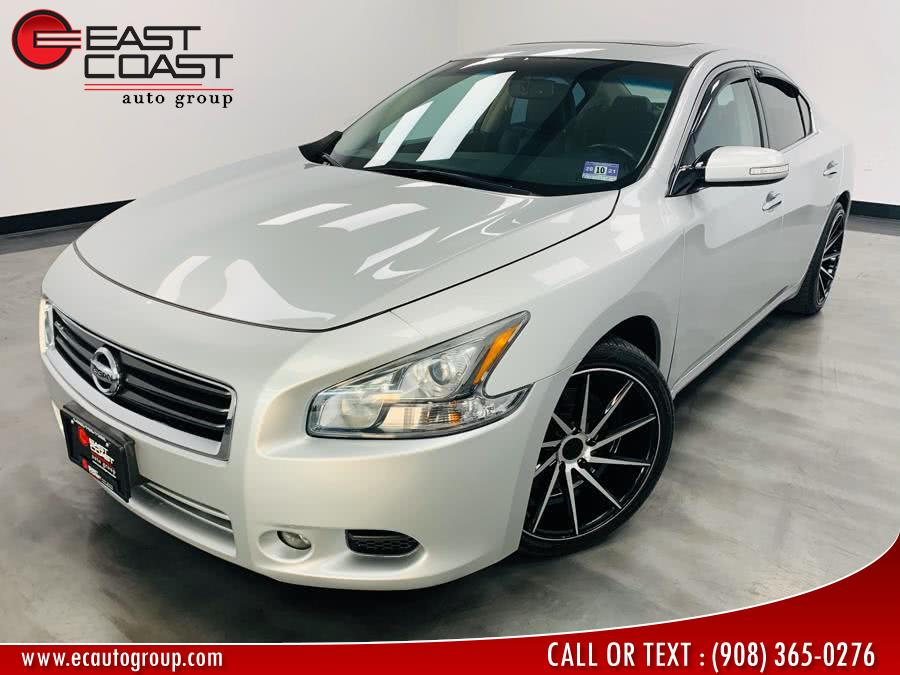 Used 2012 Nissan Maxima in Linden, New Jersey | East Coast Auto Group. Linden, New Jersey
