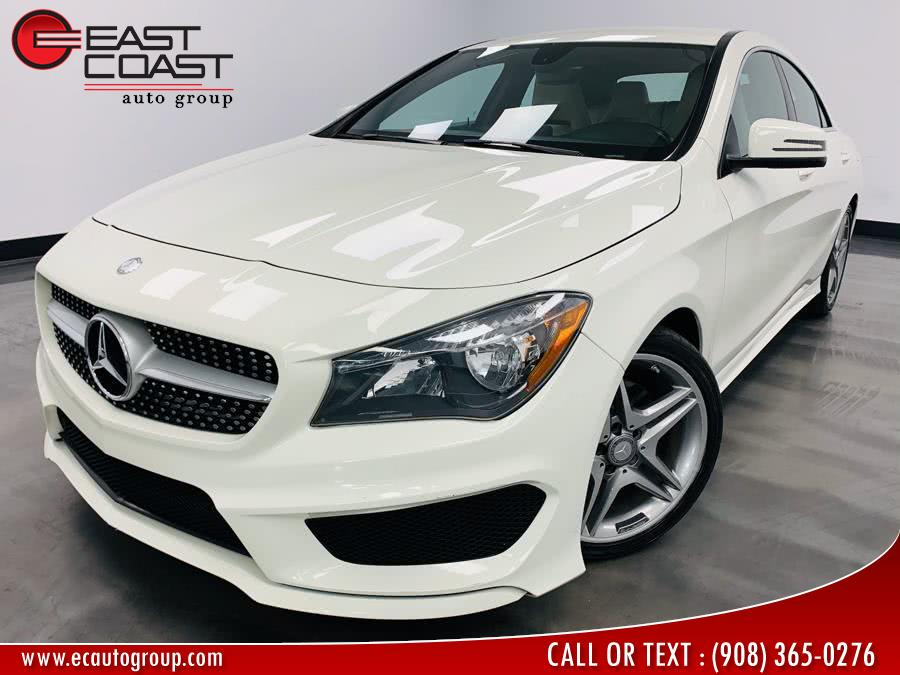 Used 2014 Mercedes-Benz CLA-Class in Linden, New Jersey | East Coast Auto Group. Linden, New Jersey