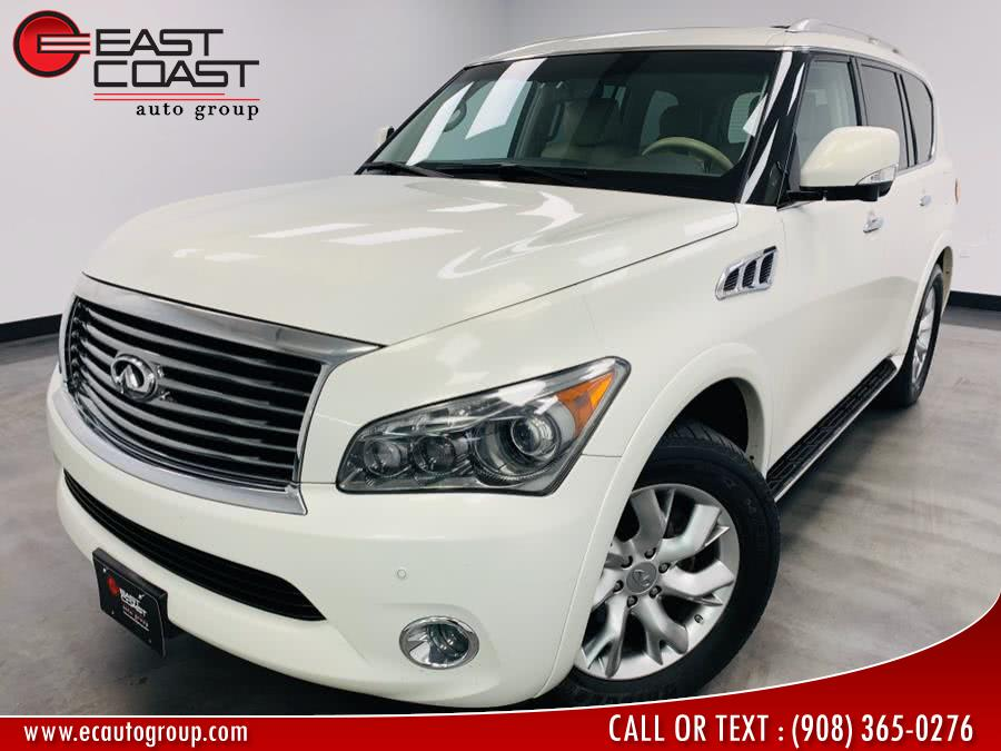2011 INFINITI QX56 4WD 4dr 7-passenger, available for sale in Linden, New Jersey | East Coast Auto Group. Linden, New Jersey