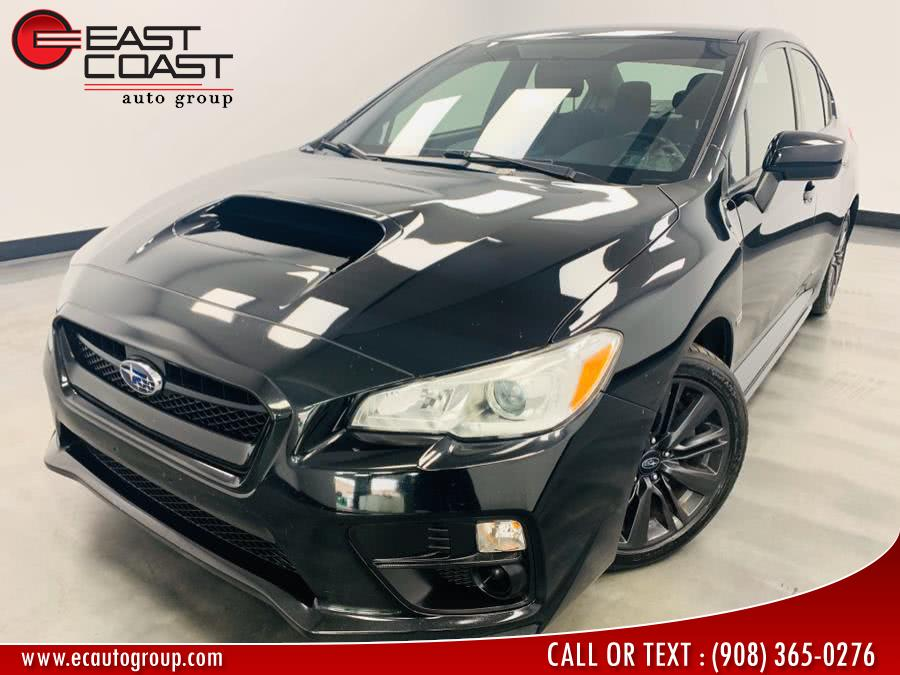 Used 2015 Subaru WRX in Linden, New Jersey | East Coast Auto Group. Linden, New Jersey