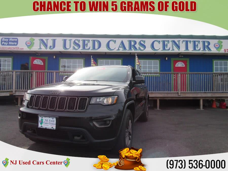 Used 2016 Jeep Grand Cherokee in Irvington, New Jersey | NJ Used Cars Center. Irvington, New Jersey