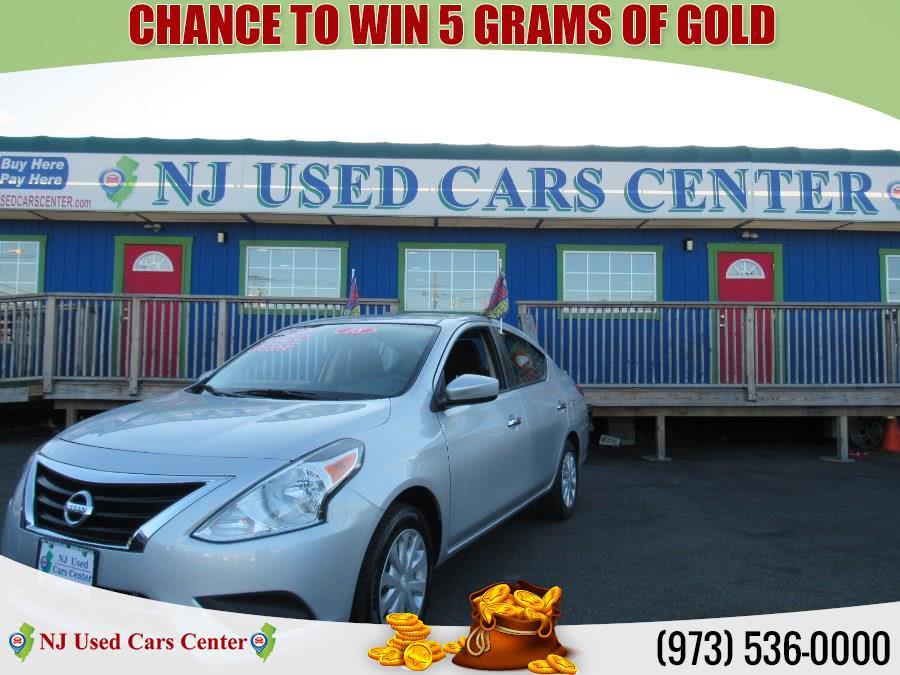 Used 2018 Nissan Versa Sedan in Irvington, New Jersey | NJ Used Cars Center. Irvington, New Jersey