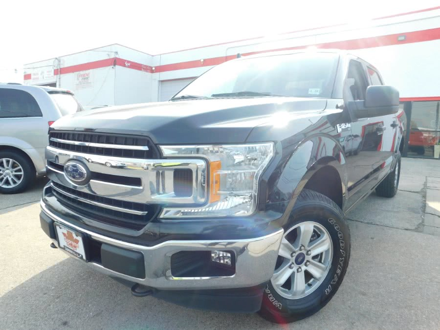 Used Ford F-150 XL 4WD SuperCrew 5.5'' Box 2019 | Supreme Motor Sport. Elizabeth, New Jersey