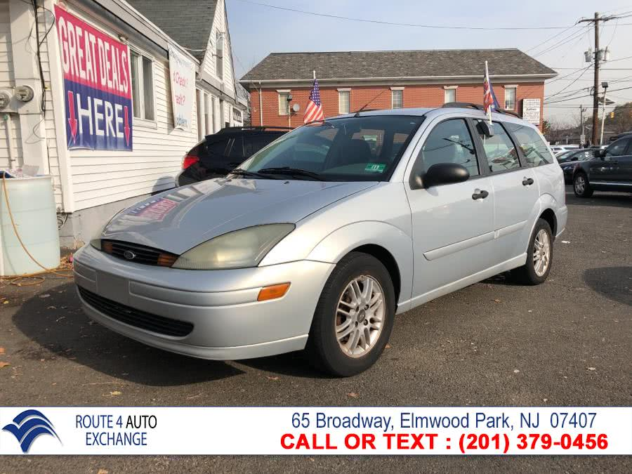 2004 Ford Focus 4dr Wgn ZTW, available for sale in Elmwood Park, NJ