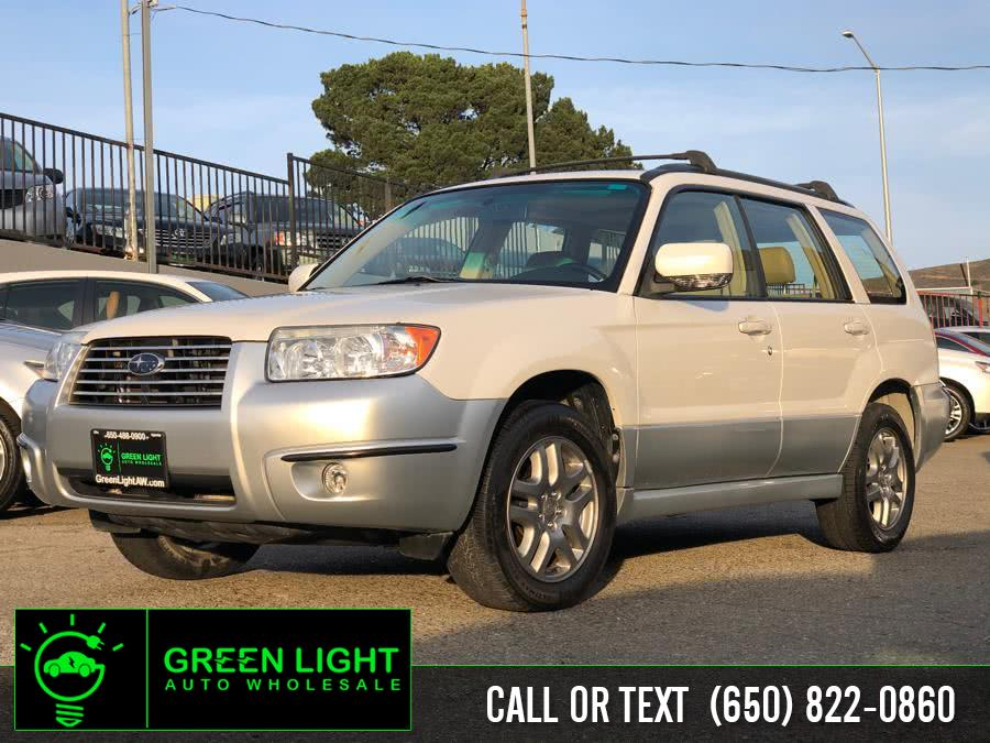 Used 2007 Subaru Forester in Daly City, California | Green Light Auto Wholesale. Daly City, California