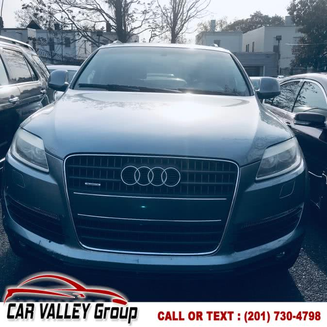 Used 2008 Audi Q7 in Jersey City, New Jersey | Car Valley Group. Jersey City, New Jersey
