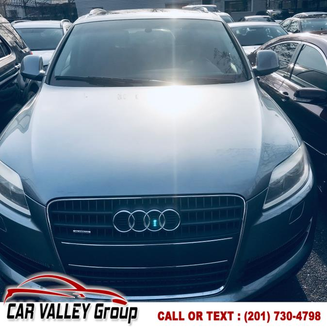 Used Audi Q7 quattro 4dr 3.6L Premium 2008 | Car Valley Group. Jersey City, New Jersey