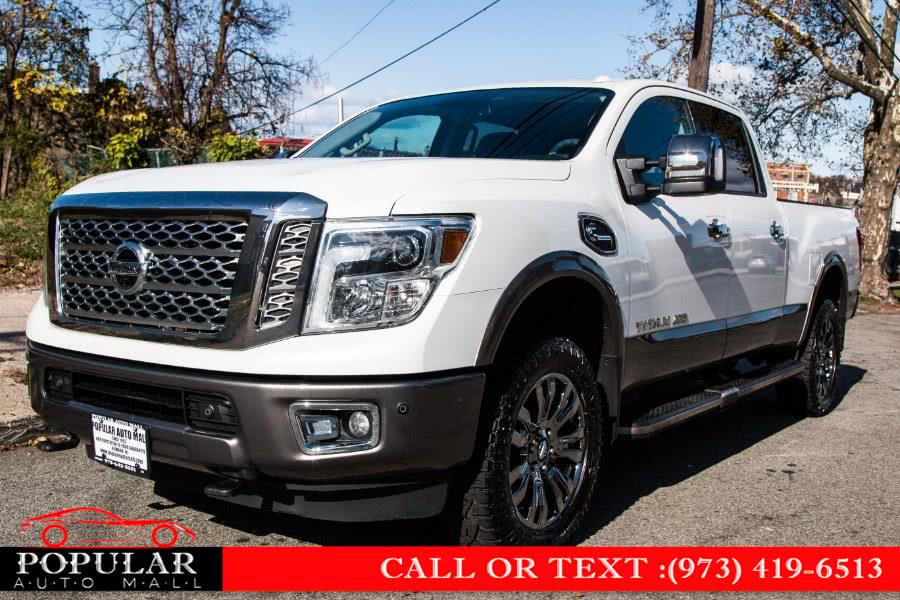 Used 2016 Nissan Titan XD in Newark , New Jersey | Popular Auto Mall Inc . Newark , New Jersey